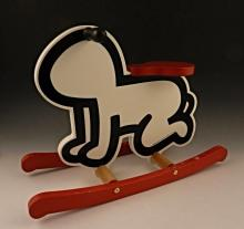 Keith Haring Rocker