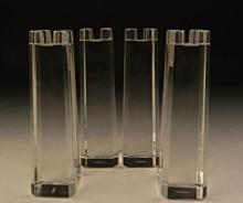 Lenox Crystal Candlesticks