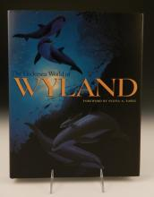 Robert Wyland Signed Book