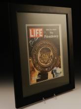 Life Magazine Signed By 8 US Presidents