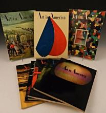 A Grouping of Art Books
