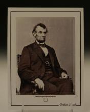 Abraham Lincoln's Hair