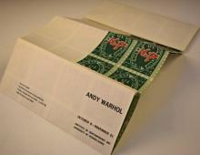 Andy Warhol Stamps