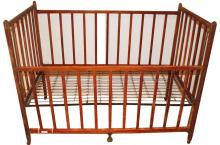 Lee Harvey Oswald's Baby Crib