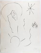 Joan Miró. Ohne Titel.