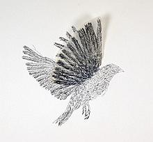 Kiki Smith (geboren 1954). Bird. – Bat.