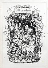 Ludwig Richter - Ludwig Bechstein. Märchenbuch.