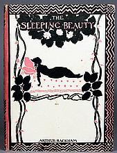 Arthur Rackham - The Sleeping Beauty,