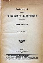 Stefan George - Richard M. Meyer. Ein neuer Dichterkreis.