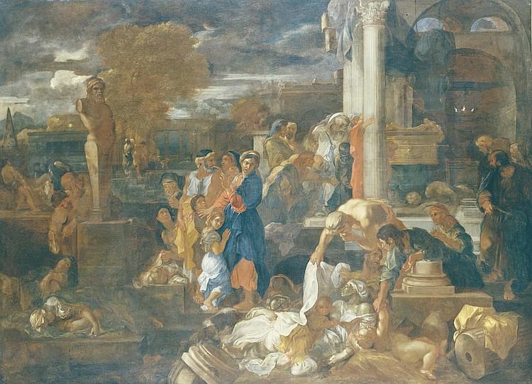 Sébastien Bourdon (Montpellier 1616-1671 Paris)