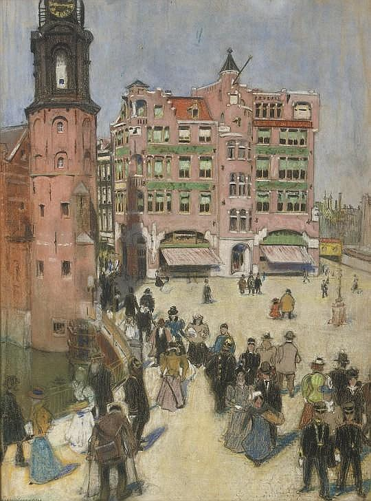 Martin Monnickendam (1874-1943)