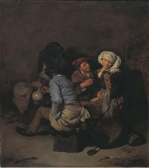 Cornelis Pietersz. Bega (Haarlem 1631/32-1664)