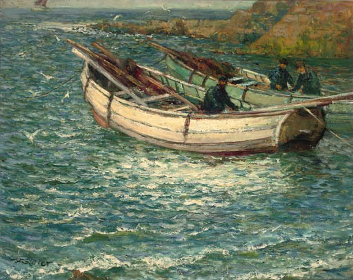 John Falconar Slater (1857-1937)