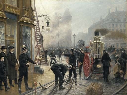 Paul Fischer (Danish, 1860-1934)