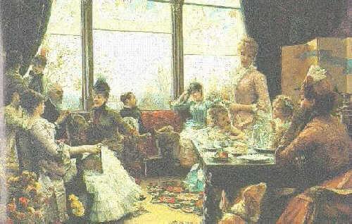 JULIUS LEBLANC STEWART (1855-1919)