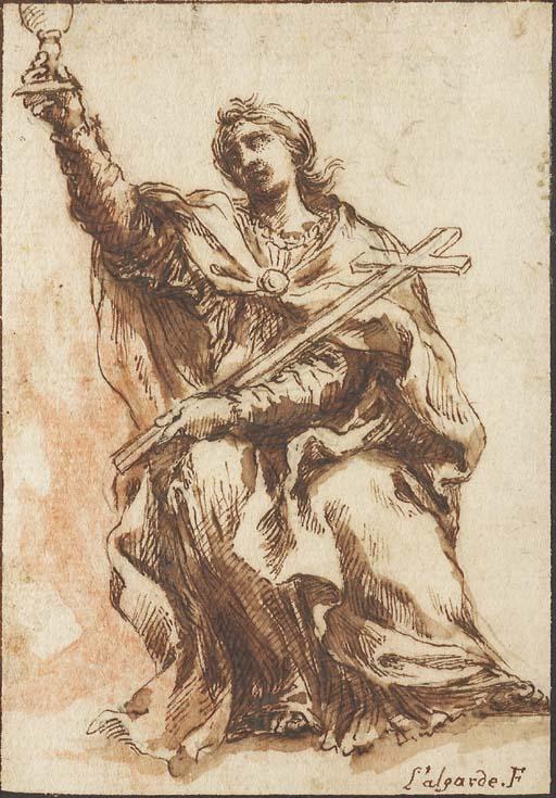 Alessandro Algardi (<I>circa</I> 1595-1654)