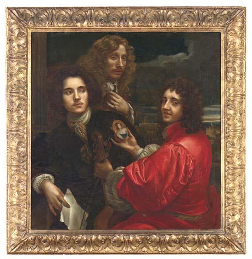 Anton Domenico Gabbiani (Florence 1652-1726)