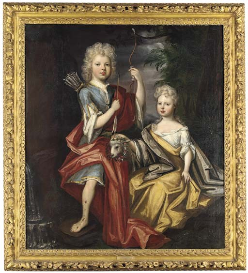 EDWARD BYNG (1675-1753)