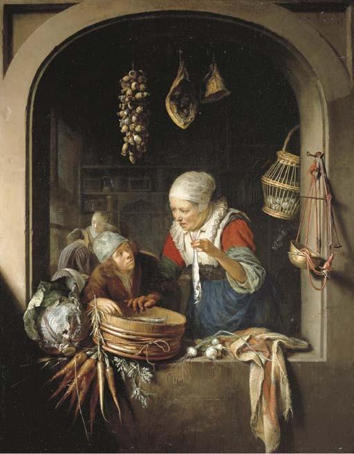 Gerrit Dou (Leiden 1613-1675)