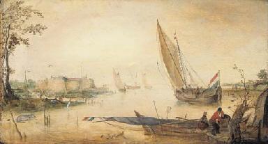 Hendrick Avercamp (Amsterdam 1585-1634 Kampen)