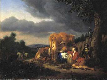 Adriaen van de Velde (Amsterdam 1636-1672)