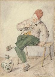 Cornelis Dusart (Haarlem 1660-1704)