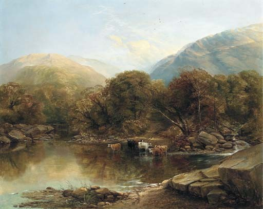 Thomas Creswick, R.A. (1811-1869)