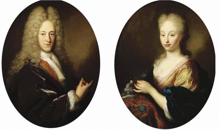 Arnold Boonen (Dordrecht 1669-1729 Amsterdam)