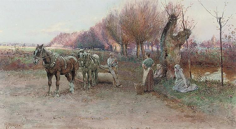 Henry Sykes (1855-1921)