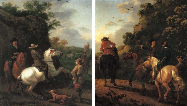 Abraham van Calraet (Dordrecht 1642-1722)