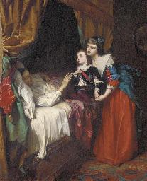 Alfred W. Elmore, R.A. (1815-1881)