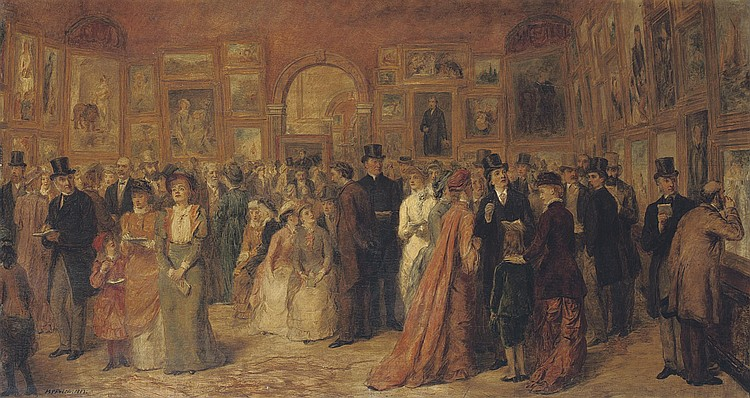 William Powell Frith, R.A. (1819-1909)
