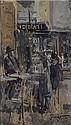 Walter Richard Sickert, A.R.A. (1860-1942), Walter Richard Sickert, Click for value