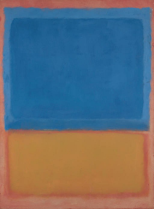 Untitled (Red, Blue, Orange)