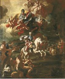Francesco Solimena (Canale di Serino 1657-1747 Barra)