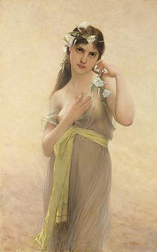 Jules Joseph LeFèbvre (French, 1836-1911)