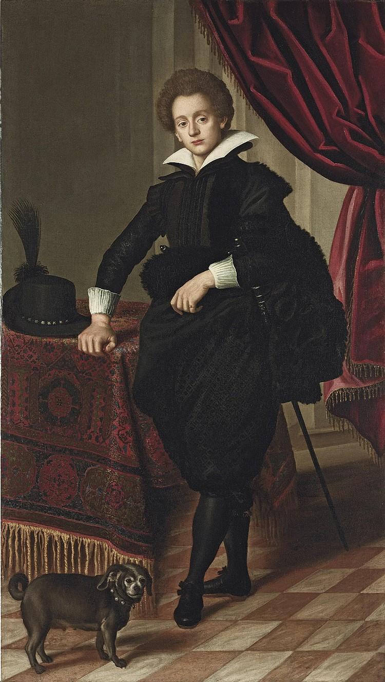 Jacopo Chimenti, called Jacopo da Empoli (Florence 1551-1640)