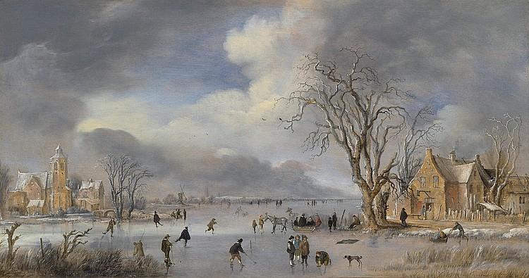 Aert van der Neer (Amsterdam ?1603/4-1677)