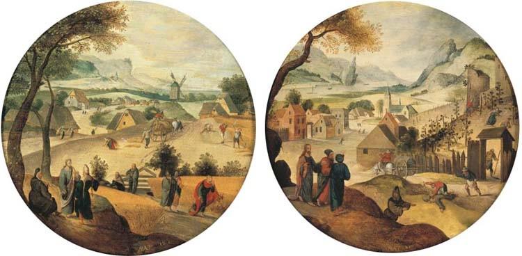 Abel Grimmer (Antwerp c. 1570-1618/19)