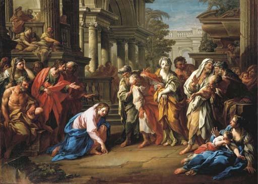 Sebastiano Conca (Gaeta 1680-1764 Naples)