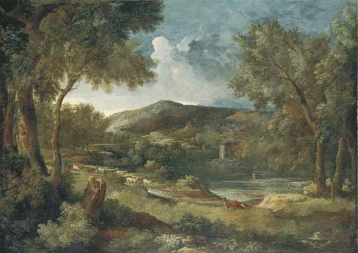 Gaspard Dughet, called Gaspard Poussin (Rome 1615-1675)