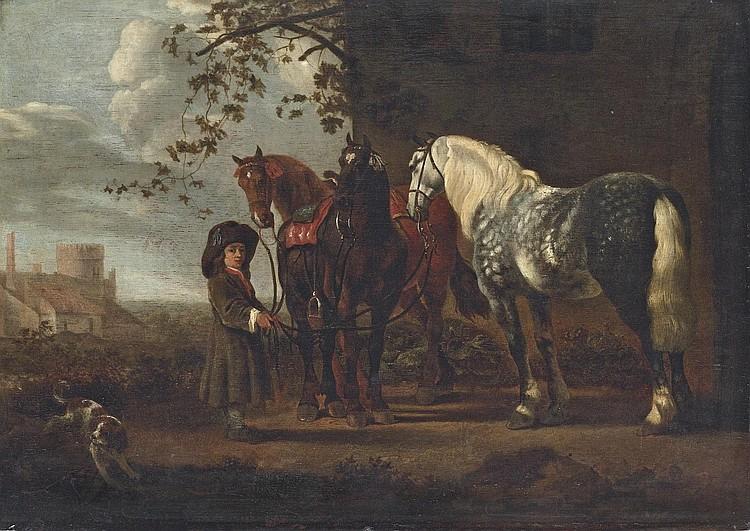 Abraham Pietersz. van Calraet (Dordrecht 1642-1722)