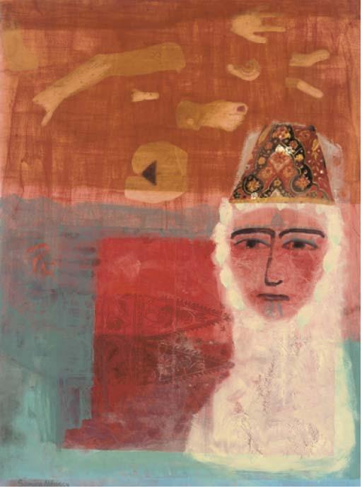 Samira Abbassy (Iranian, b.1965)