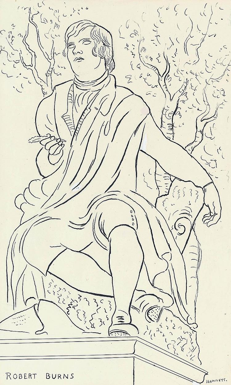 Nina Hamnett (Tenby, Wales 1890-1956 London)