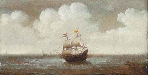 Cornelis Verbeeck (Haarlem c. 1590-1631/5 ?)
