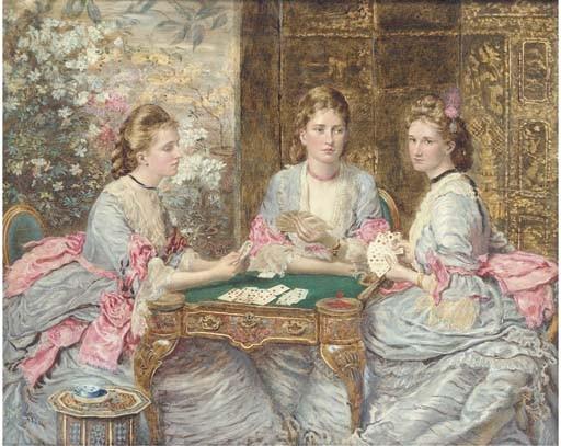 Margaret Tekusch, R.A. (1845-1899) after Sir John Everett Millais, Bt., P.R.A. (1829-1896)
