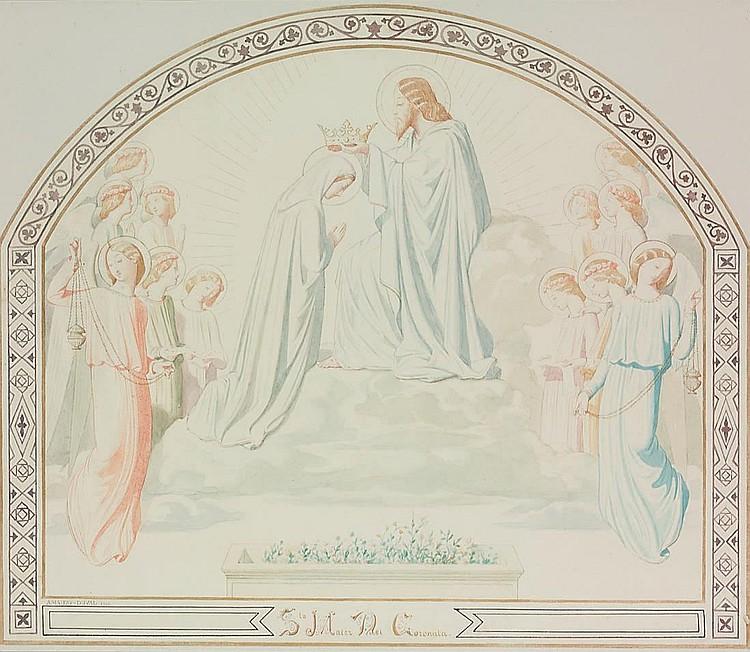 Eugène-Emmanuel Amaury-Duval (Paris 1808-1885)