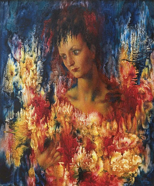 Portrait of Patricia Lopez-Wilshaw