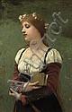 Jules Joseph Lefebvre (Tournan-en-Brie 1836-1911 Paris) , Jules-Joseph Lefebvre, Click for value