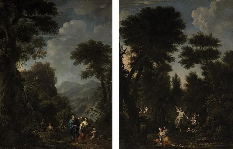 Jean François Millet, called Francisque Millet (Antwerp 1642-1679 Paris)